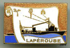 Insigne marine , Batiment Hydrographe , LAPEROUSE