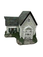 Lang and Wise Folk Art Villages MeadowBrook Farm Egg House 1996 1st Edition