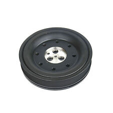 NEW JAGUAR X-TYPE 2.0D,2.2D TORSION VIBRATION DAMPER CRANK SHAFT PULLEY 2003>09