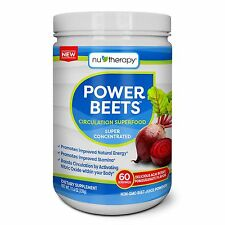 NuTherapy Power Beets Juice Powder 60 servings