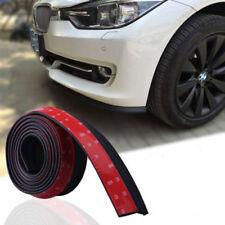 2.5M Universal Auto Front Rubber Bumper Lip Protector Splitter Body Spoiler Chin
