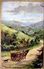Harry Payne Landscape Collectable Artist Signed Postcards