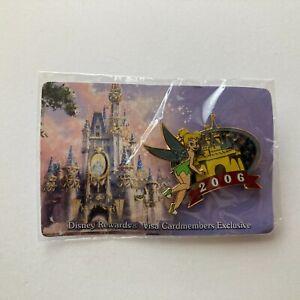 Disney's Visa Cardmember Exclusive 2006 - Tinker Bell - Disney Pin 45417
