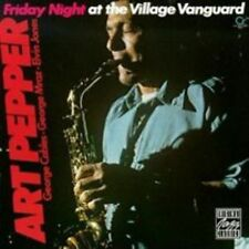 Friday Night at The Village Vanguard Art Pepper 0025218669528