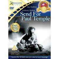 Send para Paul Temple DVD Nuevo DVD (132907)
