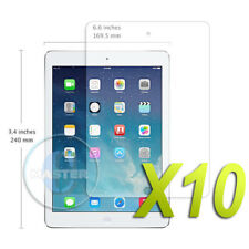 10pcs INVISIBLE HD CLEAR FULL LCD SCREEN PROTECTOR for APPLE iPAD AIR 2 PRO 9.7
