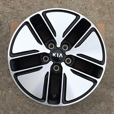 16 INCH WHEEL KIA OPTIMA BLACK MACHINED 2011-2013 OEM GENUINE #74654