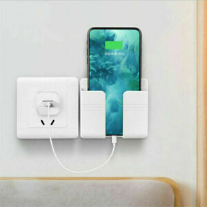 Wall Charger Bracket Mobile Phone Holder Universal Hanging Stand Charging Dock