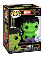 Hulk Avengers marvel black light Funko Pop Confirmed Funko Shop Exclusive