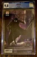 VENOM 9 1:10 Animation beautiful CGC 9.8 1st Full Dylan Brock spiderman knull