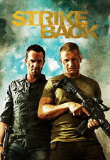"""019 Strike Back - Action And Military TV Series 24""""x35"""" Poster"""