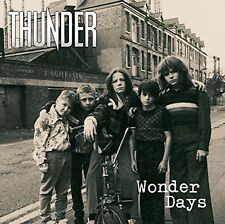 Thunder - Wonder Days [New CD]