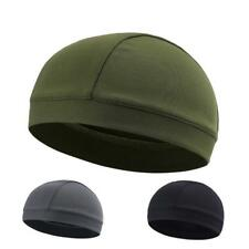 Skull Cap Quick Dry Sports Sweat Beanie Hat Great Cycling Caps for Man Woman