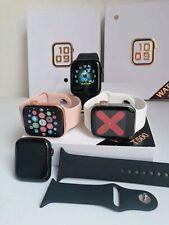 Smart Watch T500 ,Nueva versión  para  iOS y Android,Colores Rosa,Blanco,negro