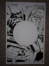 Nolan X-MEN FOREVER 19 pg 1 SABRETOOTH GAMBIT NICK FUTY - DYNAMIC LARGE PANELS