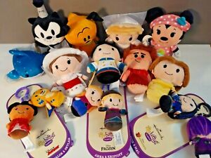 Hallmark Itty Bitty Characters, You Pick, Regular size and Clippys, Multi-Listin