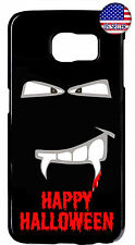 Funny Halloween Vampire Blood Cover Case Samsung Galaxy S10e S10 + S9 Plus S8