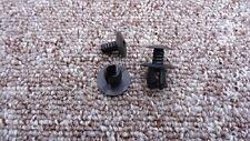 Mini Cooper Borde Negro Panel Clips De Fijación 10PCS