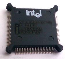 INTEL 386SX-16MHz CPU New! P/N:NG80386SX16 BQFP-Bumpered Quad Flat Package