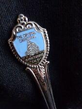 """Souvenir Collectible Spoon 4.5"""" THE CRYSTAL CATHEDRAL Garden Grove California"""