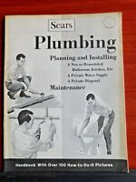 Sears: Planning Installing Maintenance - 1967 How to do it Handbook