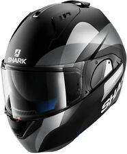 Shark EVO One Priya KAA noir/argent casque moto - Grand