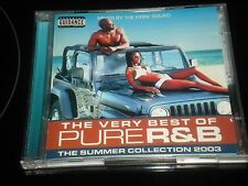 The Very Best Of Pure R & B - Summer Collection 2003 - 2CDs Album - 39 Tracks