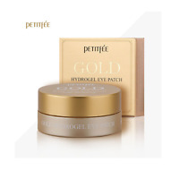 [PETITFEE] Gold Hydrogel Eye Patch 1pack(60 sheet) / Korea Cosmetics (AU)