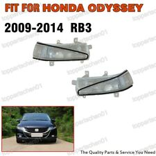 Side Mirror LED Turn Signal Light Lamps for HONDA ODYSSEY 2009-2014 RB3