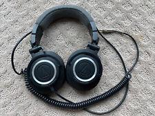 Audio Technica ATH-M50 Headphones (read)