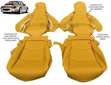 Porsche 911 Carrera, 993 1995-1998 Leatherette Seat Covers Replacement