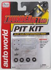 Auto World Ho Slot Car Parts - ThunderJet Pit Kit Tune-Up Kit