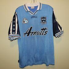 County DUBLIN GAA 1998-99 shirt O'Neills jersey EUR 4/5 Large ARNOTTS Áth Cliath