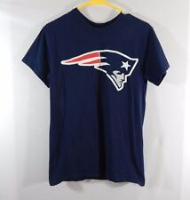 Darrelle Revis New England Patriots NFL Football T Shirt Reebok Size SMALL