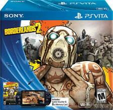 Sony PlayStation Vita Bundle  Borderlands 2 Limited Edition *NEW*