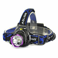 New 5000LM CREE XM-L XML T6 LED 3-Mode Headlamp Headlight Head Torch Light Lamp