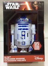 STAR WARS R2 D2 C3 P1 SALVADANAIO PARLANTE TALKING MONEY BANK ORIGINAL SOUND
