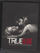 True Blood: The Complete Second Season by HBO Home Video (DVD video, 2014)