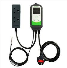 Inkbird 240V AC Digital UK Plug Pre-wired Temperature Control Thermostat Sensor