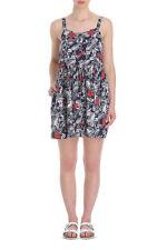 MISS SHOP DRESS MULTI-COLOURED FLORAL CUTE SUNDRESS, Sz 8 RRP $50 NWT (#5A)