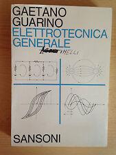 ELETTRONICA GENERALE per gli Istituti Tecnici Industriali Gaetano Guarino