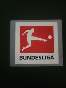 2021 / 2022 Bundesliga Patch Badge Any Player Any Team