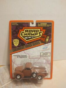 Road Champs Chevrolet Truck Series 3100 1953 Pickup Vintage New 1996
