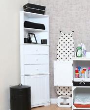 Premier Housewares Corner Unit - 161 X 32 X 55 Cm White