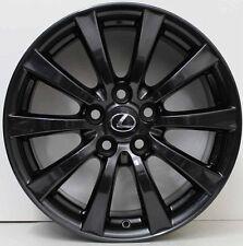 17 inch Genuine Lexus IS250 Wheels - Custom Grey Finish