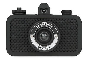 Lomography La Sardina 8-Ball 35mm Analogue Film Camera