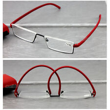 Portable High Quality Reader Rescue Made In German Reading Glasses +1.0~4.0