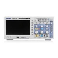"Hantek DSO5072P Digital Oscilloscope 70MHz 1GSa/s 2CH 40K 7"" TFT Signal Waveform"