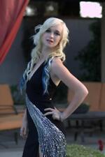 Authentic Jovani Formal Prom Dress Style 81120 Black Size 0