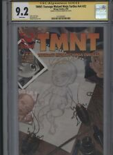 TMNT: Teenage Mutant Ninja Turtles #v4 #22 CGC 9.2 SS Kevin Eastman 2005 Mirage